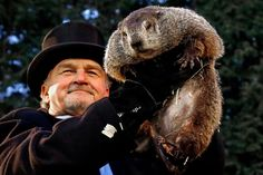 The time-honored tradition of Groundhog Day could actually be harmful for Punxsutawney Phil and his famous friends, animal rights group PETA said. 'They're shy animals,' the organization warned. Lord Voldemort, Pennsylvania, Groundhog Day Movie, End Of Days, The Weather Channel, Long Winter, Early Spring, Hd 1080p, North America