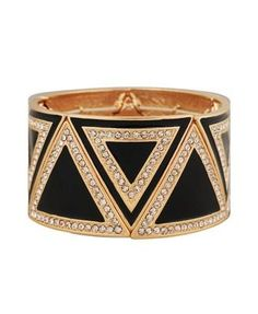 Rhinestone Triangle Bracelet ~