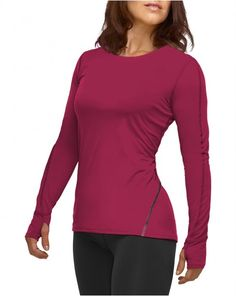 Women's Performance Active Fit Long Sleeve Crew