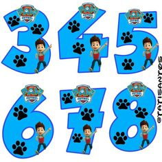 anniversaire paw patrol Birthday Bbq, 3rd Birthday Cakes, 4th Birthday Parties, Birthday Party Decorations, Paw Patrol Cake, Paw Patrol Party, Paw Patrol Birthday, Personajes Paw Patrol, Cumple Paw Patrol