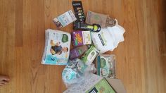 I got a free healthy baby home party kit from Generation Good by Seventh Generation to host a cute little party for baby Mara!   We've got bingo, tips & tricks, prizes, and food to make!  #FreeSample #comeclean #seventhgeneration