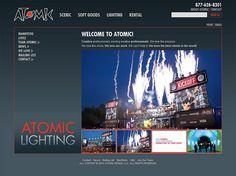 Atomic Design Website | Flickr - Photo Sharing!