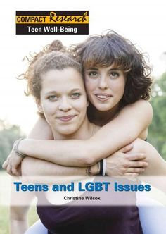 Presents facts about LGBT youth, looking at how teens identify, the issues they face when coming out, and how they can get help.