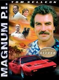 Magnum was my favorite tv show. Fell in love with Tom Selleck when I was 8 yrs old!