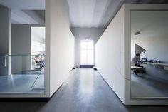 images: In the depths of dense creative energies - loft office in the former...