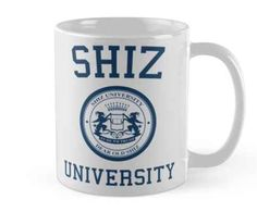 This dear old Shiz University mug for any Wicked fan.