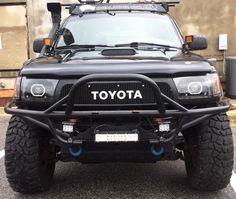 Toyota Tacoma Bumper, Toyota Surf, Toyota Pickup 4x4, Toyota Trucks, Ford Trucks, 4x4 Trucks, Toyota 4runner Interior, Toyota 4runner Trd, Toyota Four Runner