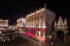 Ville de Nancy - Place Stanislas de nuit  Proposé par Cédric Amey