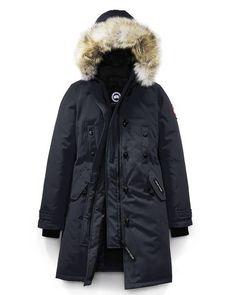 Canada Goose Jackets Uk Stockists CANADA GOOSE ELROSE PARKA WOMEN NAVY 2586L