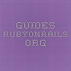 guides.rubyonrails.org