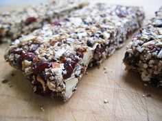oatmeal breakfast bars-dairy free and gluten free
