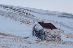 ABANDONED PLACES - Iceland Haunting landscape photography by Jan Erik Waider, 2015