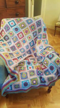 Harmony blanket. Attic