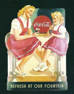 Coca-Cola - Carteles antiguos