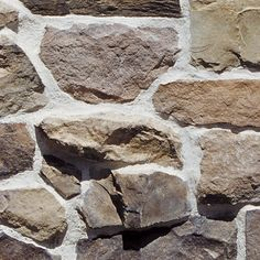 Stone Veneers - Love this one in Bordeaux Villa for a fireplace