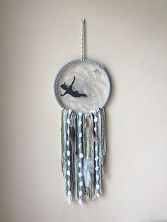 Character inspired dream catcher