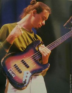 Jaco Pastorius... Truth, Liberty & Soul...  a few photos from the booklet. This one from Tom Copi.
