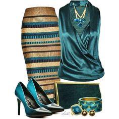 Gorgeous color combinations