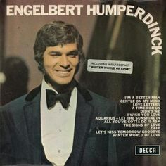Engelbert Humperdinck - Engelbert Humperdinck at Discogs