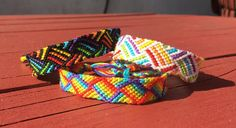 Diy Rainbow Friendship Bracelets, Lgbtq Flags, Dmc Embroidery Floss, Rainbow Pride, Craft Supplies, Handmade Items, Etsy, Dutch, Crafts