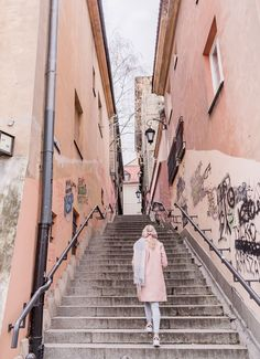 Our slow travel diary for two days in Warsaw, Poland. Think pastel buildings, cute alleyways, amazing coffee and the most delicious rose-jam donuts. Inter Rail, Second Day, Slow Travel, Warsaw, Cities, Europe, Live, Poland, City
