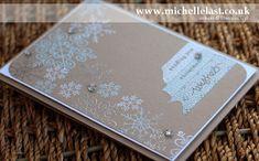 endless wishes snowflake christmas card