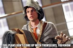Dr Spencer Reid. The first character I've ever loved. The one I love the most still.