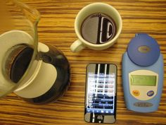 Advanced Coffee Tools: Refractometer and Extract MoJo