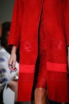 forlikeminded:    Oscar de la Renta - New York Fashion Week / Spring 2016