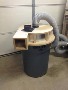 Thein Top Hat Dust Separator