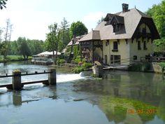 Le Moulin de Chaves - France