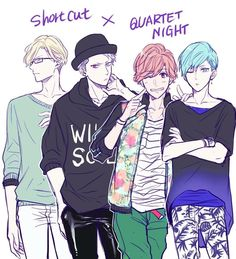 Uta no Prince-sama - QUARTET NIGHT