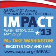 AAPA's 41st Annual Physician Assistant Conference - PAs Take Washington