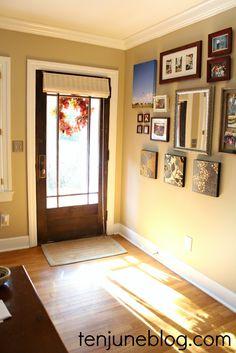 Love the front door. (Ten June) front doors
