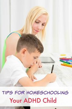 Homeschooling alone has its own challenges. Homeschooling a child with ADHD can be a stressful task.   Find out here how you can make homeschooling a child with ADHD go smoothly!