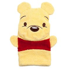 Winnie the Pooh Bath Mitt for Baby    $12.50