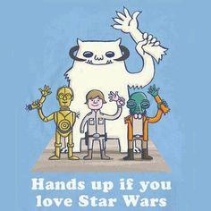Loving Star Wars