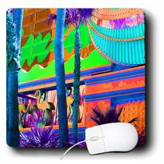 mp_181325_1 Jos Fauxtographee- Las Vegas - The Flamingo Casino in Vegas with amped hues and a palm tree - Mouse Pads 3dRose,http://www.amazon.com/dp/B00JMKWESU/ref=cm_sw_r_pi_dp_rJYstb1KR43Q4CY8