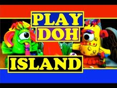 "Play Doh ""Doh Doh Island"" Playset Funny Toy Review by Mike Mozart of TheToyChannel"