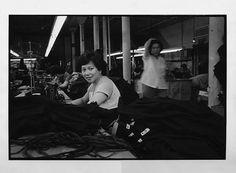 Garment factory worker.  #FilmHerStory #WriteHerStory