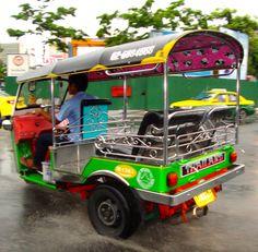 Tuk Tuk  Bangkok, Thailand