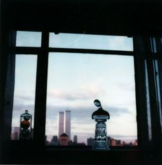 André Kertész - Bust with Twin Towers
