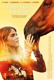 A Sunday Horse Poster