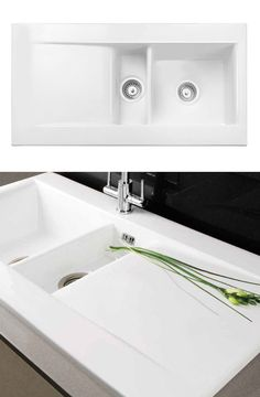 36 best Bluci sinks and taps images on Pinterest | Glass kitchen ...