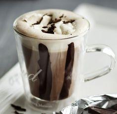 Hot drinks/Lämpimät juomat: Chocolate coffee/Suklaakahvi