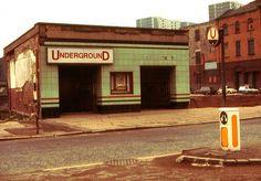Glasgow Architecture, Architecture Design, Glasgow Subway, Underground Tube, Rio Carnival, 2nd City, Glasgow Scotland, Chicago Restaurants, Train Station