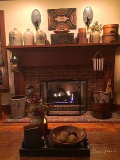 Fireplace Primitives