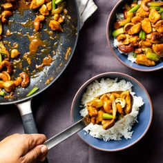 Ultimate Cashew Chicken | Cook's Country