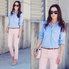 I got the blues (by El _) http://lookbook.nu/look/3858952-I-got-the-blues