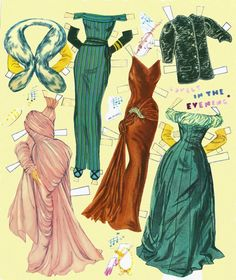 CELEBRITY PAPER DOLL Beautiful photo of Elizabeth Taylor on the cover and her likeness on the paper dolls is great. Paper Dolls Book, Vintage Paper Dolls, Paper Dolls Printable, Bobe, Beautiful Costumes, Mode Vintage, Elizabeth Taylor, Doll Crafts, Miniature Dolls